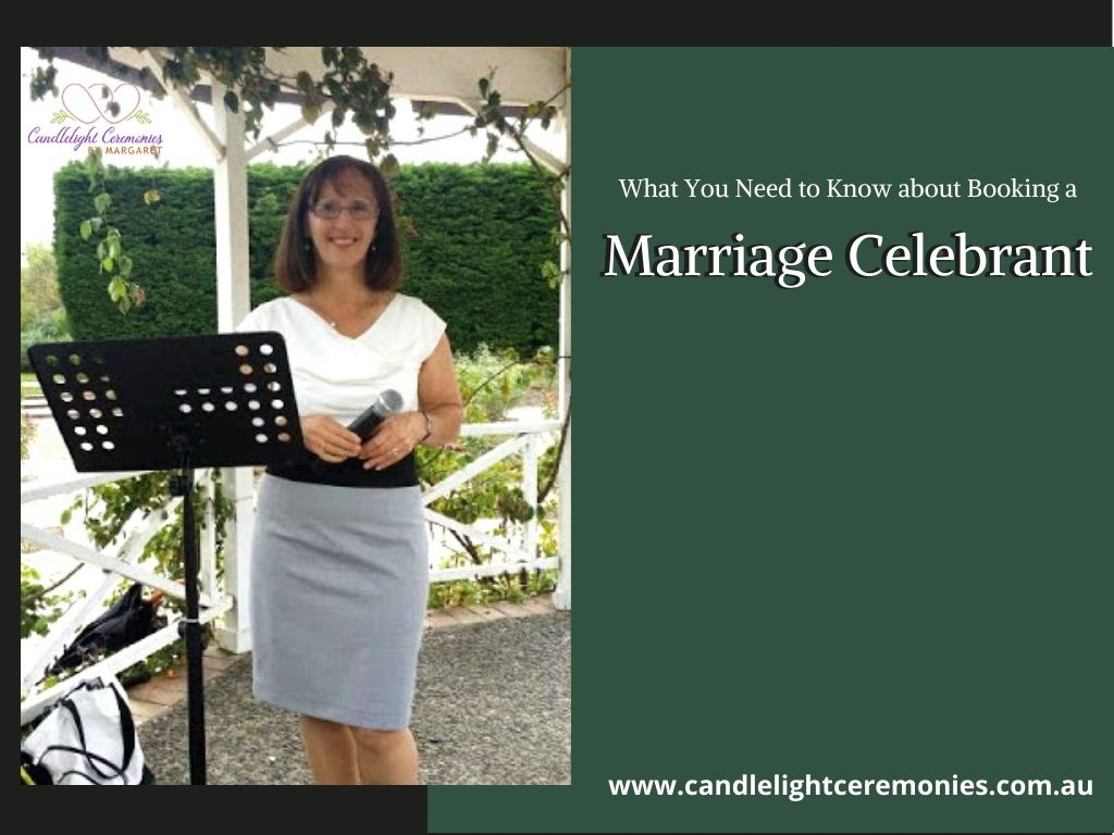 What You Need to Know about Booking a Marriage Celebrant